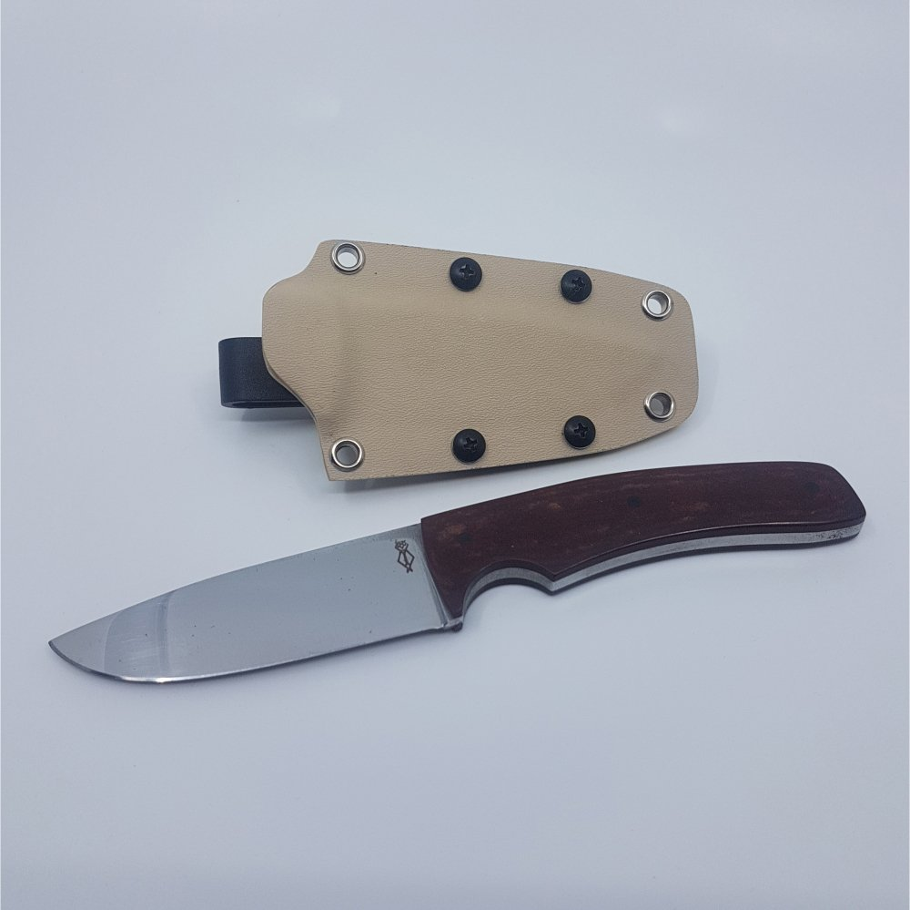 Couteau Outdoor -Owl Blade Coutelier-9995938824501